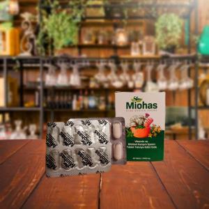 Miohas Diyabet Gıda Takviyesi